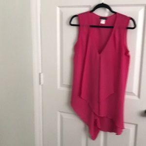 Venus medium pink blouse